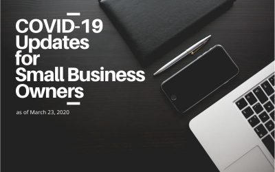 COVID-19 Updates For Pasadena, TX Business Owners