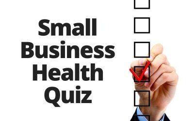 My Pasadena, TX Small Business Health Quiz (Part 2)